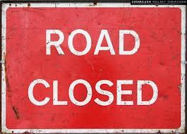 Ferring Road Closures